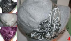 NOWOŚĆ --Śliczne kapelusze -----kolory PARYŻ