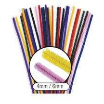 Discount School Supply - Thick Pipe Cleaners - Pack of 100