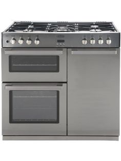 BELLING 'Professional' 90cm Dual Fuel Range Cooker DB490DFTSTA | Euronics Ireland