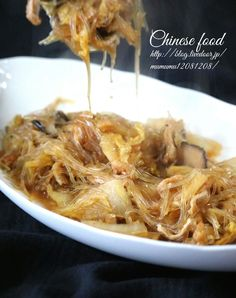 ヘルシーメニュー!白菜と春雨の中華煮込み by きよみんーむぅ | レシピサイト「Nadia | ナディア」プロの料理を無料で検索