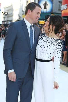 Jenna Dewan and Channing Tatum's Proposal Story Is as Romantic as You'd Expect