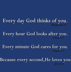 Thank You, Lord......