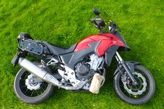 Main CB500x Index page This page updated July 2016. Since then RRP have refined the CB-X still further. See here Set up RRP Level 3 kit plus accessories as listed below. Final weight 221kg (487lbs)…