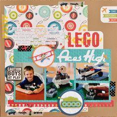 Lego Aces High