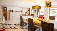 Dans la salle à manger du petit déjeuner, une histoire bretonne... https://leclosdumenallen.com/chambre-d-hotes/134-il-etait-une-fois-un-meuble-aux-108-tiroirs