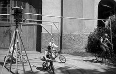 Kis vidámpark. Retro Kids, Budapest, Culture, Hungary, Vintage Kids