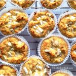 easy healthy apple and cinnamon muffins recipe