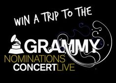 You and a friend could a win a trip to see the GRAMMY Nominations announced live! Enter to win a trip to LA with a stay at the Hilton Checkers Los Angeles Hotel, a flight on Delta, and a JBL Charge speaker. Enter now: http://grm.my/1gnw5LN