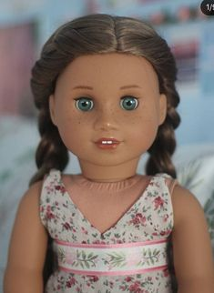 American Girl Parties, American Girl Crafts, American Dolls, Ag Dolls, Girl Dolls, Ag Doll Hairstyles, Barbie Chelsea Doll, Our Generation Dolls, Doll Makeup