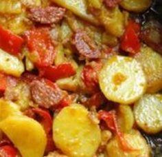 Poêlée pommes de terre chorizo | Mon cookeo