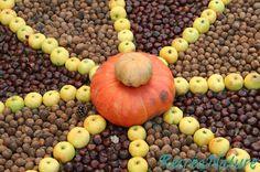 RécréaNature : déco jardin en fruits naturels