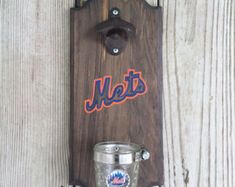 Baltimore Orioles Rustic Wall-mounted Bottle Opener
