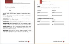 Franchise Agreement Template At WorddoxOrg  Microsoft Templates