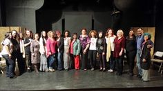 Here are some of the LAWTF and FCT Team members during the Meet and Greet on stage at the FCT.