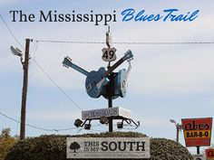 Check out This Is My South's comprehensive guide to hitting all of Mississippi's Blues spots in a weekend!
