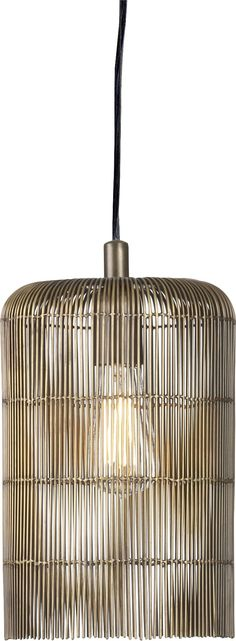 Ryder Pendant Lamp    Crate and Barrel