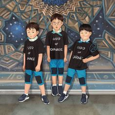 Triplets of Carnage Song Il Gook, I Miss You Guys, Song Triplets, Superman, Kdrama, Pop Art, Sons, Korean, Passion