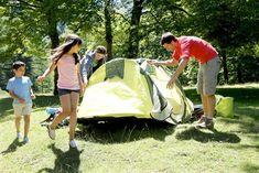 Hier kan u gratis kamperen, bivakplekken in belgie