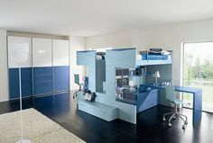 Bunk Beds for Teens | Avant-Garde Modern Furniture Blog: Some really cool outdoor furniture ...