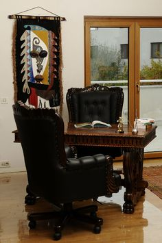 Acasa la Monica Tatoiu Barber Chair, Furniture, Home Decor, Decoration Home, Room Decor, Home Furnishings, Home Interior Design, Home Decoration, Interior Design