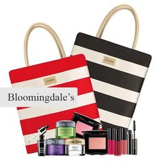 Choose your 7-piece Lancome gift at Bloomingdale's. Free when you spend $39.50.