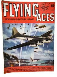 Flying Aces April 1942