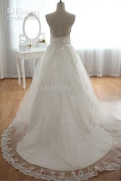 Wholesale Party Dress - Buy Lace Tulle Wedding Dress 2-1 Detachable Skirt Beaded Beading Knee Length Short Lace Dress Strapless, $198.86 | DHgate