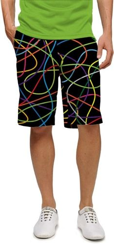 Scribblz Mens Made to Order Shorts by Loudmouth Golf.  Buy it @ ReadyGolf.com