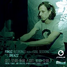 Soul Sessions on Bassdrive.com von Fokuz Recordings auf SoundCloud