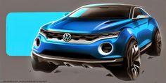 autothrill: T-ROC, il nuovo Suv VW