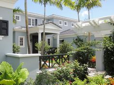 Roblin British West Indies Renovation - traditional - exterior - miami - by Robelen Hanna Homes - Luxury Homes & Remodeling