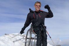 Aron utmanar & gör gott, på vägen till Kebnekaise - http://it-halsa.se/aron-utmanar-gor-gott-pa-vagen-till-kebnekaise/