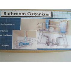 Over The Sink Bathroom/Kitchen Organizer - $12.99