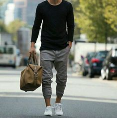 The pants!!