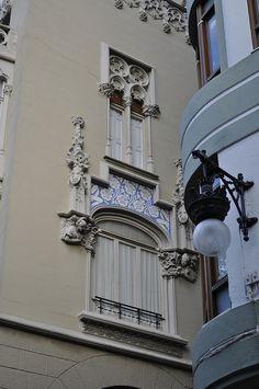 CASA ORDEIG  Valencia  Modernisme