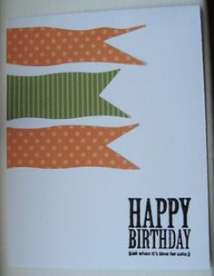 Flappy Birthday! by ruby-heartedmom - Cards and Paper Crafts at Splitcoaststampers