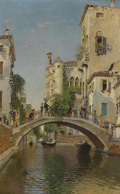 Canal veneciano #8