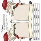 Have fun with contractions with this Naughty or Nice activity. Free! ($0.00)