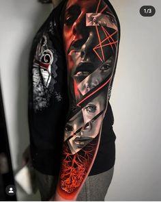 All Tattoos, Body Art Tattoos, Tattoo Drawings, Sleeve Tattoos, Tattoo Shop, Big Tattoo, Tattoo Images, Tattoo Photos, Worldwide Tattoo