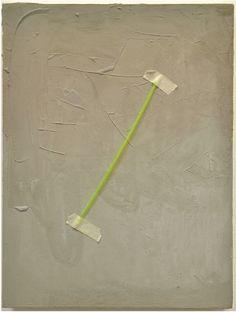 Anna Glinkina Untitled 16, 2015 30x45 cm cement, masking tape, plastic Start Again, Masking Tape, Cement, Incense, Anna, Plastic, Duct Tape, Concrete
