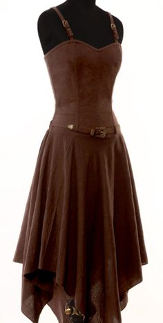 simple and pretty. Layer it to your steampunk style