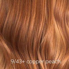 Copper Blonde Hair Color, Strawberry Blonde Hair Color, Copper Hair, Blonde Color, Toner For Brown Hair, Toner For Blonde Hair, Red Hair Formulas, Wella Hair Toner, Hair Color Wheel