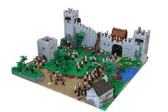 The Battle of Amroth