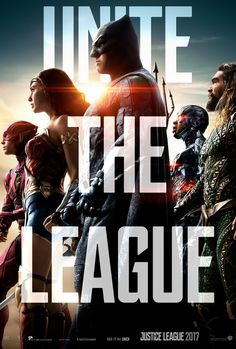 New Theatrical Poster For Justice League Rallies DC's Finest