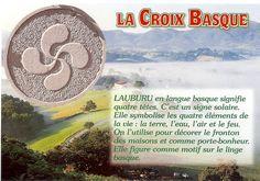 Lauburu - La Croix Basque