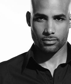 boris kodjoe stop looking at me like that!