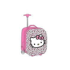 "Hello Kitty Suitcase - Pink - Fashion Accessory Bazaar - Toys ""R"" Us"