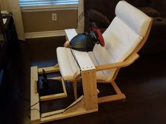 Picture of DIY Steering Wheel Stand