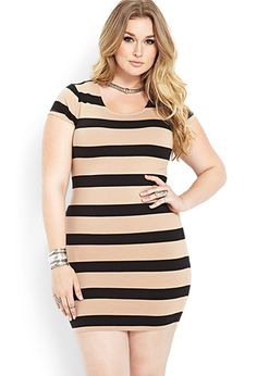 Shore Thing Bodycon Dress | FOREVER 21 - 2000087981
