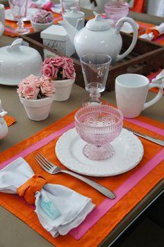 Mesa Posta: Pro Café da Manha virar Almoço!